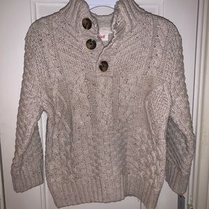 2t NWT Cat&Jack boys pullover sweater